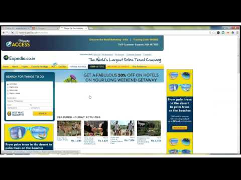Expedia TAAP Online Training