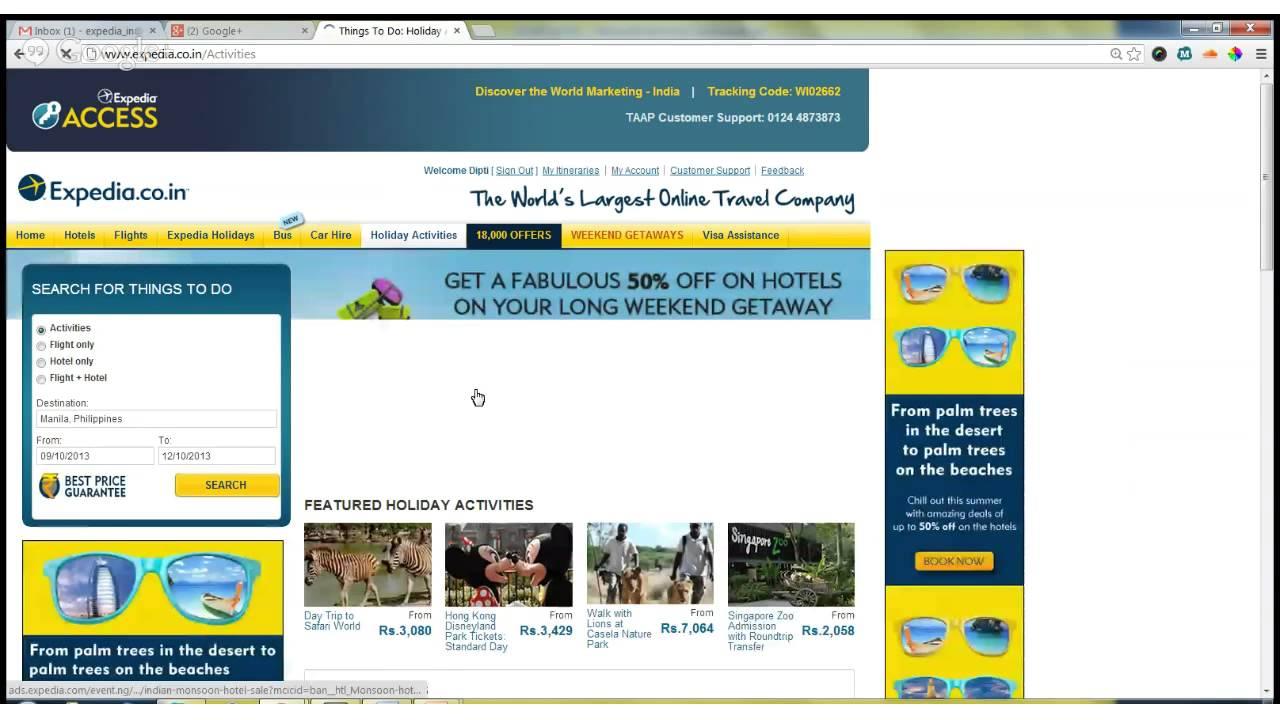 Expedia TAAP Online Training