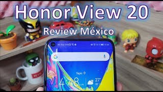 Honor View 20 Review México