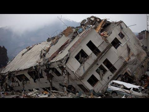 "Breaking ""Mega 8.2 Quake Hits Fiji Islands"" Tsunami Concerns"