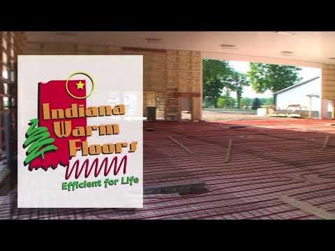Radiant Floor Heating Systems | Indiana Warm Floors | Green Energy