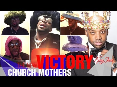 LIVE🚨🔥 Madame Church Mother's, Victory Praise Break Comedy