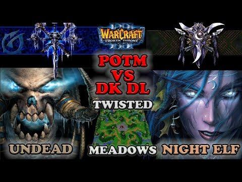 Grubby | Warcraft 3 The Frozen Throne | UD v NE - DK DL vs PotM - Twisted Meadows