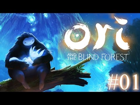 Ori and the Blind Forest : L'Orphelin   Ep.01 - Let's Play Indie