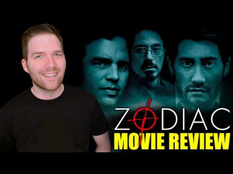 Zodiac - Movie Review