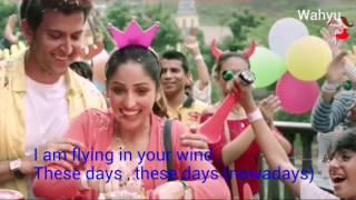 Kuch Din [ English ]. Kaabil | Hritik Roshan ,Yami Gautam | Jubin Nautiyal | T-series