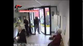rapina ufficio postale Frossasco