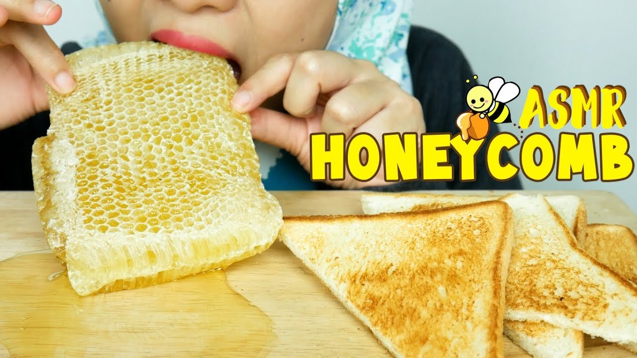 75 Request Asmr Eating Sounds Honeycomb No Talking Asmr Indonesia
