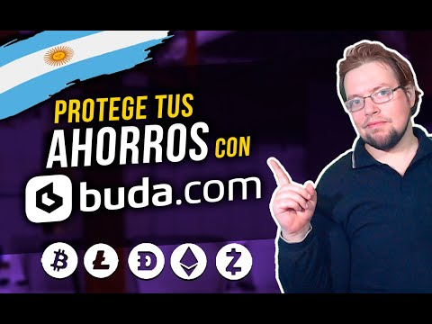 COMO COMPRAR CRIPTOMONEDAS 💰 EN ARGENTINA 2020 💯 │ BUDA.COM EXCHENGE 🚀