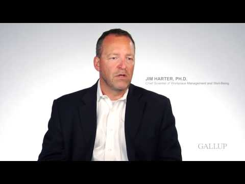 Inside Gallup's Q12 Survey – Q08: Mission or purpose of my company makes me feel my job is important