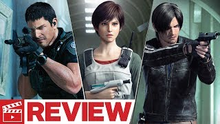 Resident Evil: Vendetta (2017) Movie Review
