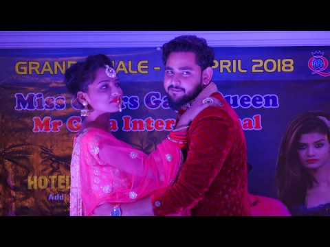 Miss and Mr Gaya Ethnic round - Learn and Enjoy