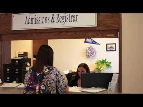 Registrar and Admissions -- Murray State College