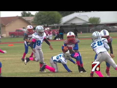Odessa, Texas YMCA Football