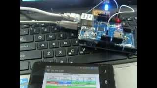 Sistem supraveghere senzori prin retea cu Arduino (2)
