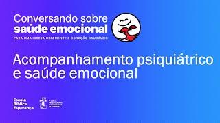 Acompanhamento psiquiátrico e saúde emocional | Rafael Negrão Ferreira