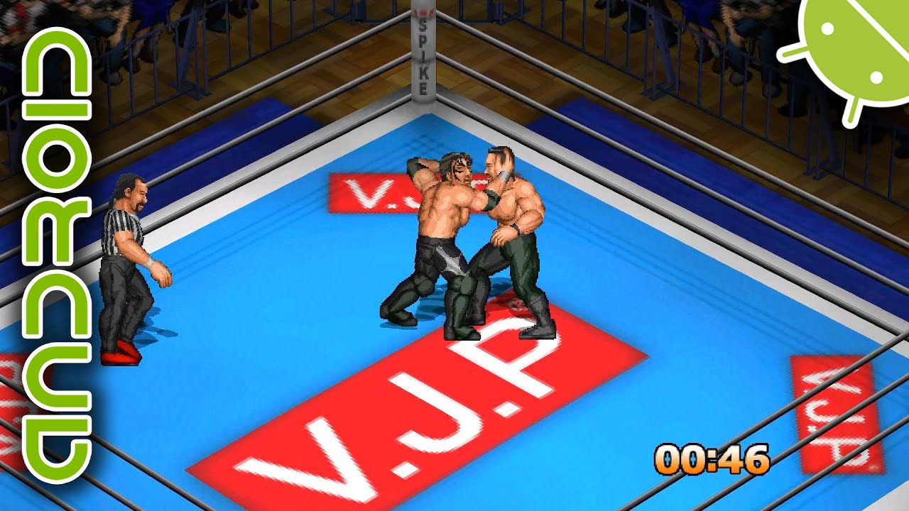 Play Fire Pro Wrestling G English Patch Games - Vizzed