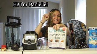 Blueberry Antioxidant Smoothie with Danielle