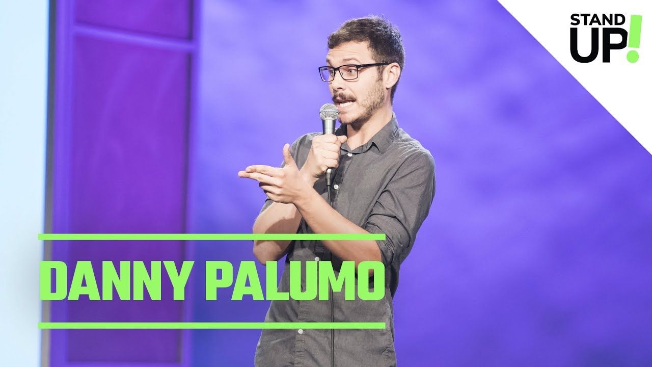 Stand Up Comedian Danny Palumbo Refuses To Be A Vegetarian