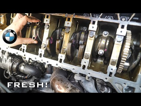 How To Replace Your Rod Bearings At Home | BMW N54 DIY