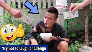 Coi Cấm Cười Phiên Bản Việt Nam | TRY NOT TO LAUGH CHALLENGE 😂 Comedy Videos 2019 | Hải Tv - Part58