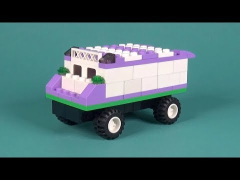 Download Lego Car 017 Building Instructions Lego Classic How To