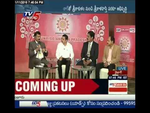 11th January 2016 Tv5 Sunrise AP Summit Discussion