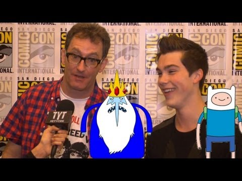 Adventure Time's Tom Kenny & Jeremy Shada [Like TYT!]