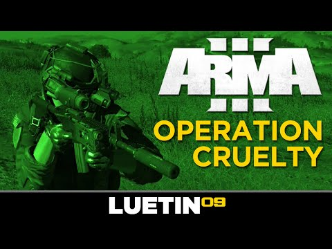 Operation Cruelty | Arma 3 - Spec Ops [Ahoyworld Modded]