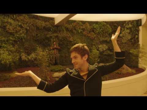 Legion FX: Dan Stevens 1x01 Scene   David Dream   Dance Serge Gainsbourg