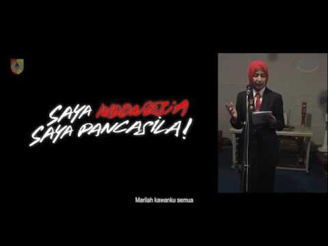 Lagu Saya Indonesia Saya Pancasila Full Teks Bersama Bupati Jember dr Hj Faida MMR