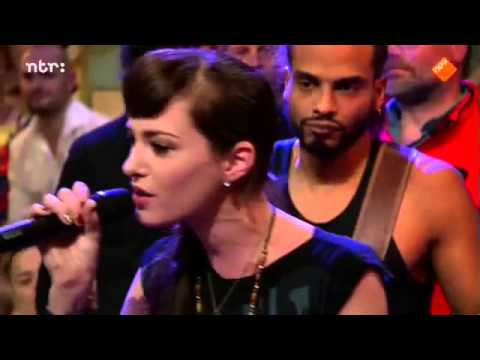 Leah Rosier & Rebel Jam band @ Top 2000 a gogo (NPO 3, 29 December 2015)