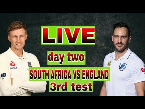 South Africa Vs England  3rd Test Day Two  Live Streaming