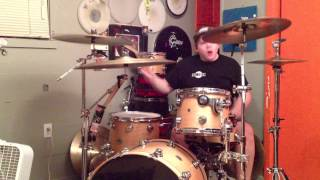 Have Heart- Life Is Hard Enough & Watch Me Sink drum cover