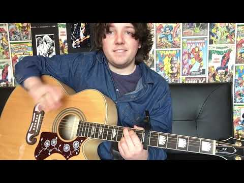 Amy Macdonald Mr Rock And Roll Guitar Lesson