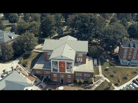 Here, you're home - University of Lynchburg.
