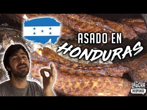Locos X el Asado en Honduras | El Laucha Responde