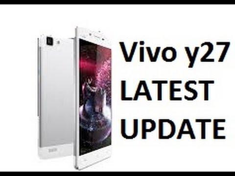 Vivo Y27 Software Update Videos - Waoweo
