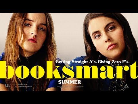 Booksmart trailers