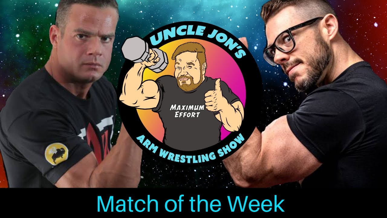 Adam Wilmot on his Epic Match with Geoff Hale! | Uncle Jon Clips