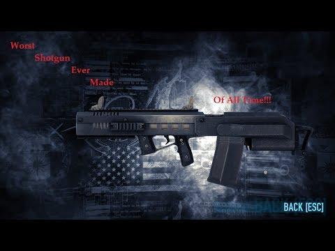 Payday 2 - Grim Worst Shotgun Ever |