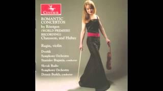 Jenö Hubay: Violin Concerto No.3 in G minor Op. 99, 3. Adagio. Moderato