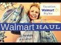 HUGE Walmart Fashion Haul - Spring & Summer 2019 1