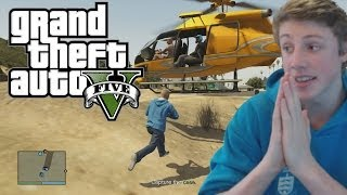 W2S Plays GTA 5 - GET TO DA CHOPPA - GTA 5 Funny Moments
