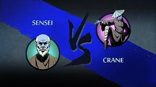 Shadow Fight 2 - Sensei vs Crane thumbnail