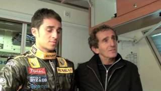 Interview with Nico and Alain Prost