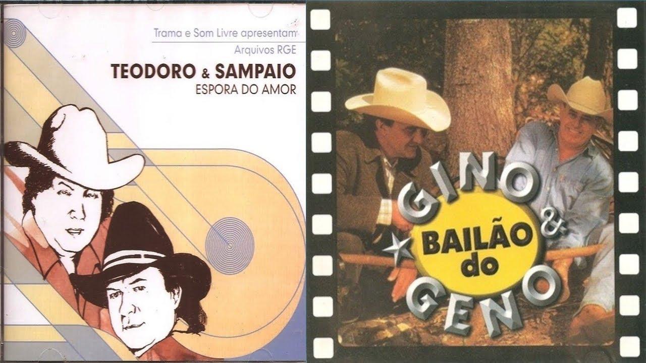 E DE BAIXAR SUCESSOS OURO CD TEODORO SAMPAIO