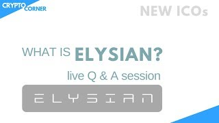 What is Elysian - an interview with Jesse Branderburg