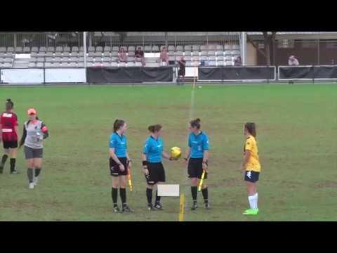 Highlights: Round 2 - Bankstown City FC v North Shore Mariners FC - NPL NSW Women's 2018
