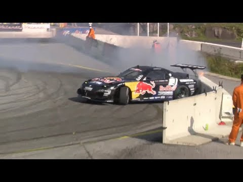 Formula DRIFT Japan Rd. 4 Qualifying Livestream Replay